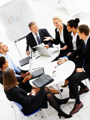 chairing and managing meetings a private sector training course